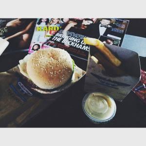 Burger Fuel, Big Monster